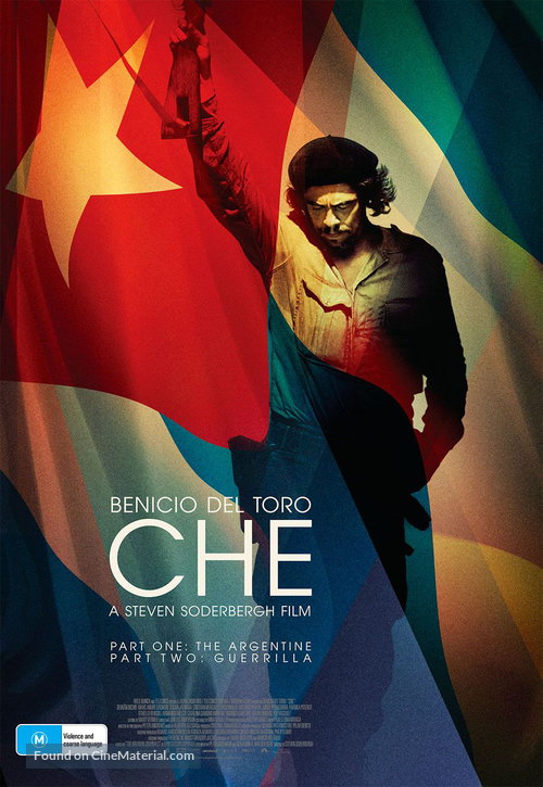Che: Part Two - Australian Movie Poster