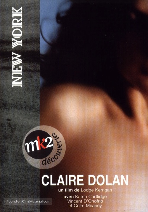 Claire Dolan - French Movie Cover