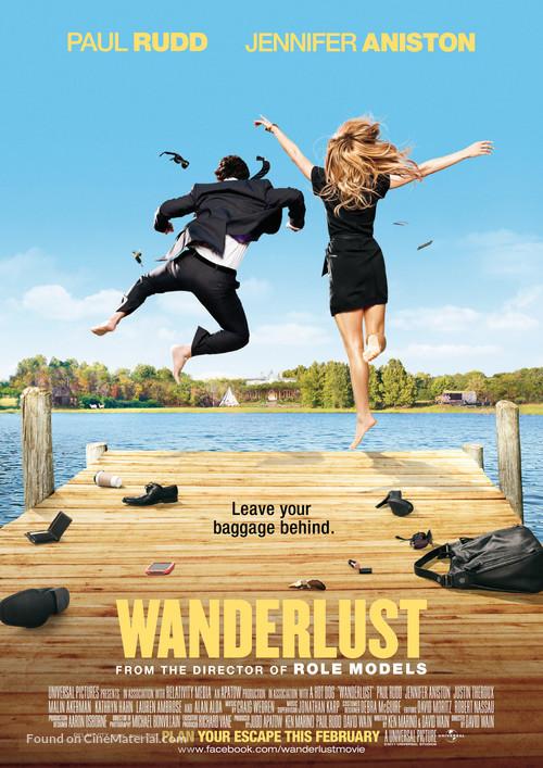 Wanderlust - Movie Poster
