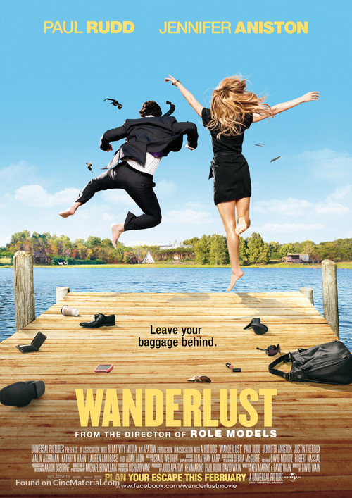 Wanderlust - Movie Poster