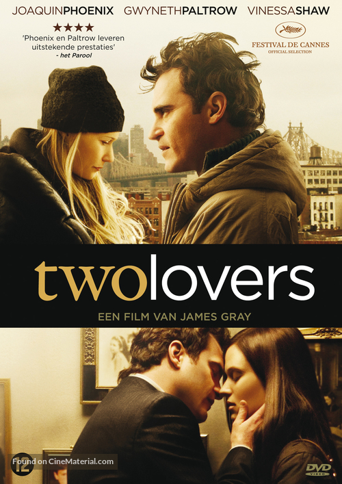 Two Lovers - Dutch Movie Cover