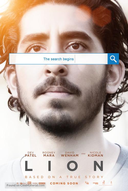 Lion - Movie Poster