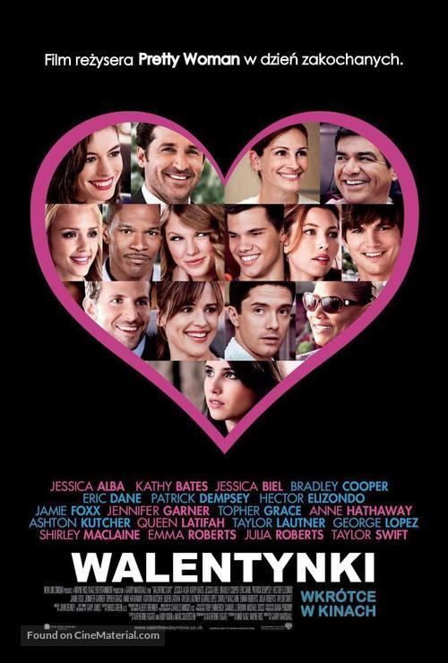 Valentine's Day - Polish Movie Poster
