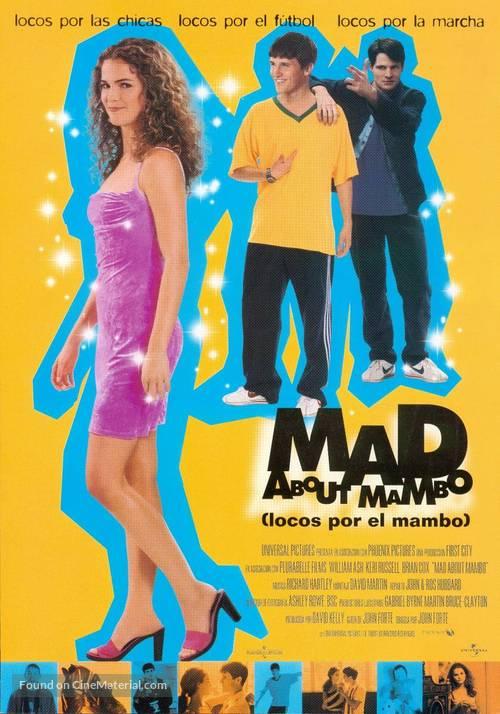 Movie mad about mamba