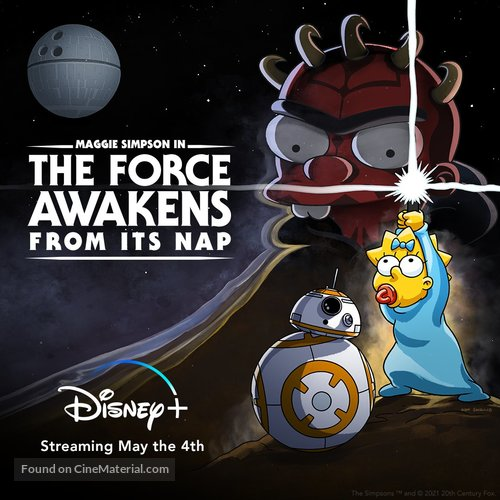 The Force Awakens from Its Nap - Movie Poster