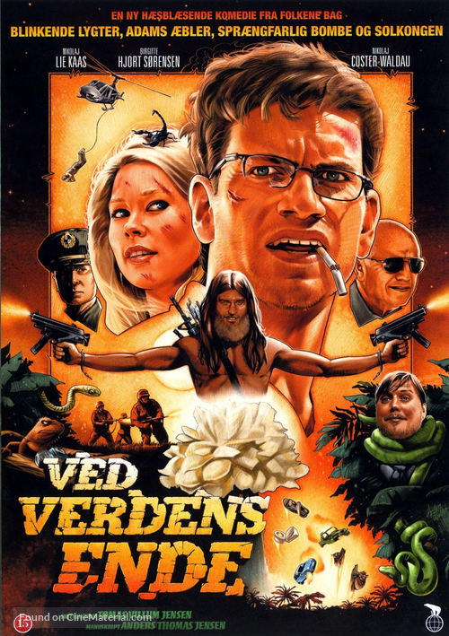 Ved verdens ende - Danish Movie Cover
