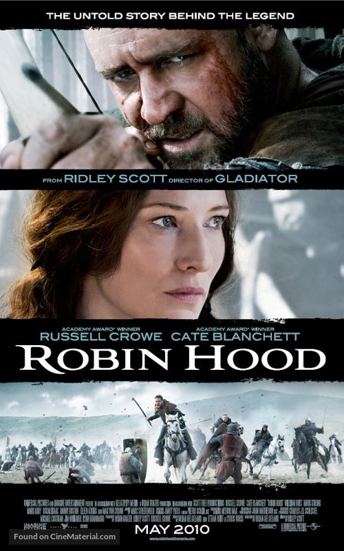 Robin Hood - Movie Poster
