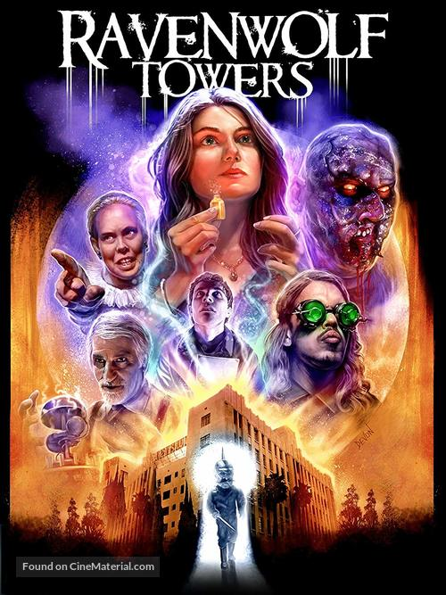 """Ravenwolf Towers"" - Movie Cover"