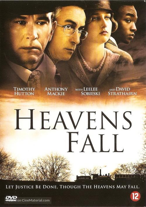 Heavens Fall - German Movie Cover