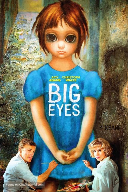 Big Eyes - Movie Poster