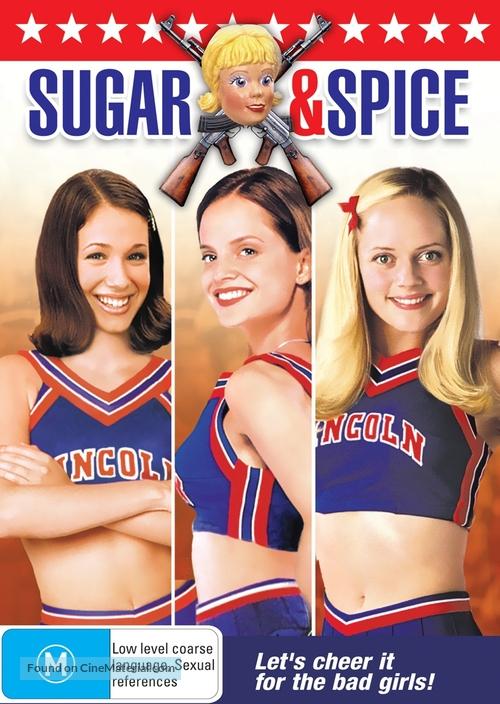 Sugar & Spice - Australian Movie Cover