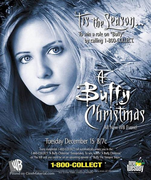 quotbuffy the vampire slayerquot movie poster