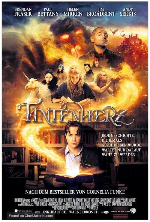 Inkheart - Swiss Movie Poster