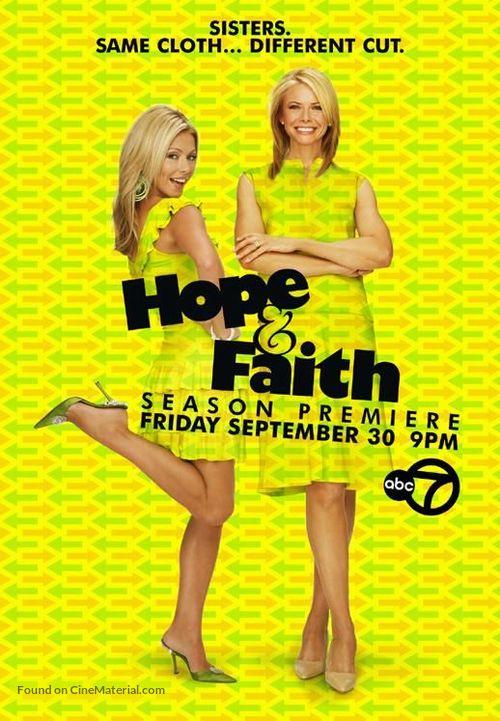 """""""Hope & Faith"""" - Movie Poster"""