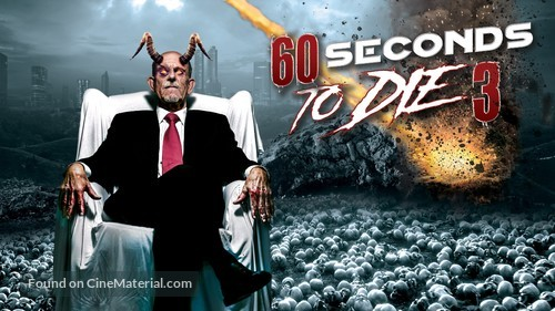 60 Seconds to Di3 - poster