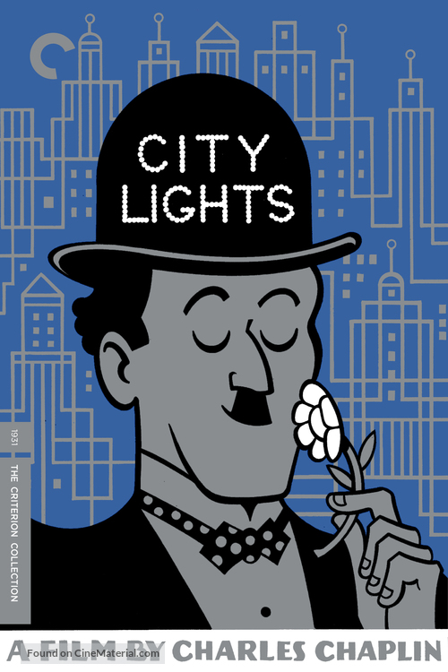City Lights - DVD movie cover