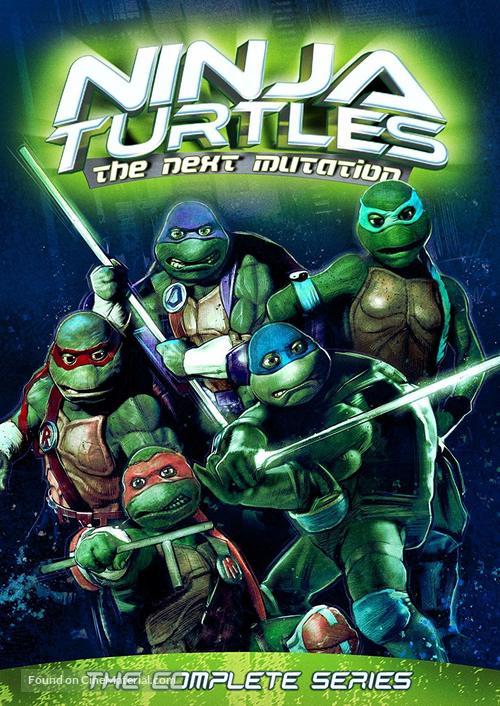 """Ninja Turtles: The Next Mutation"" - Movie Cover"