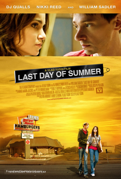 Last Day of Summer - Movie Poster