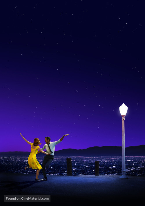 La La Land - Key art