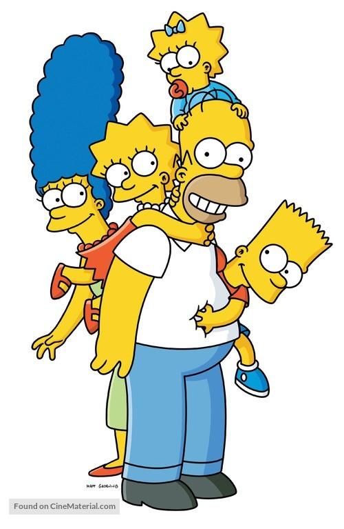 """The Simpsons"" - Key art"