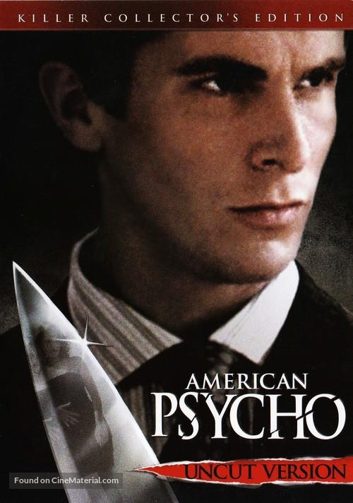 American psycho movie poster