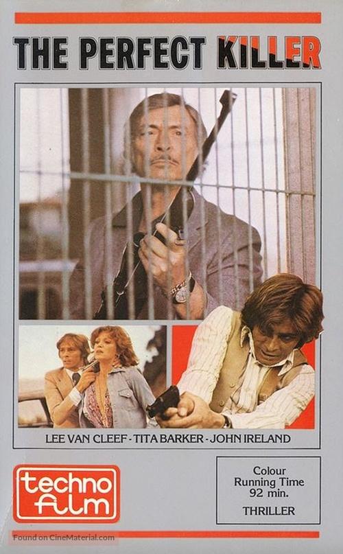 Quel pomeriggio maledetto - Norwegian VHS movie cover