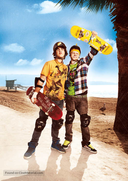 """""""Zeke and Luther"""" - Key art"""