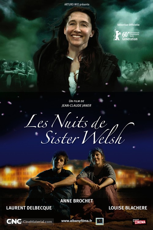 Les nuits de Sister Welsh - French Movie Poster