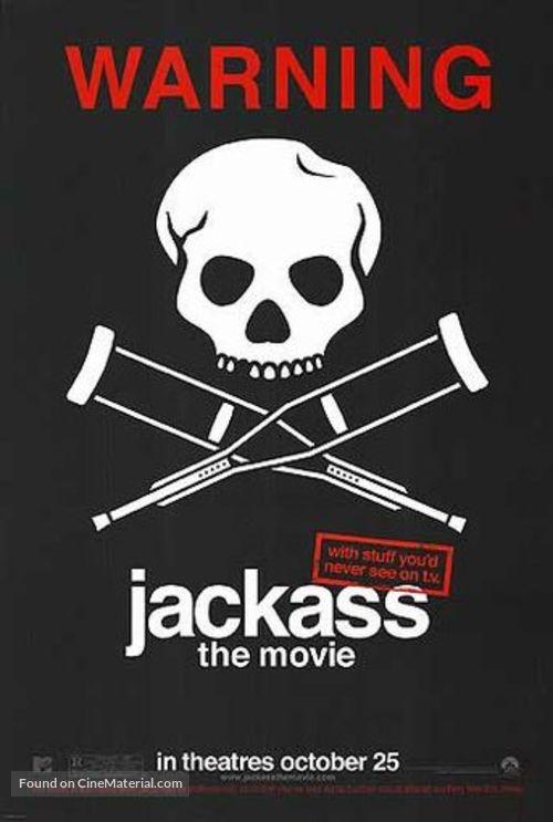 Jackass: The Movie - Movie Poster