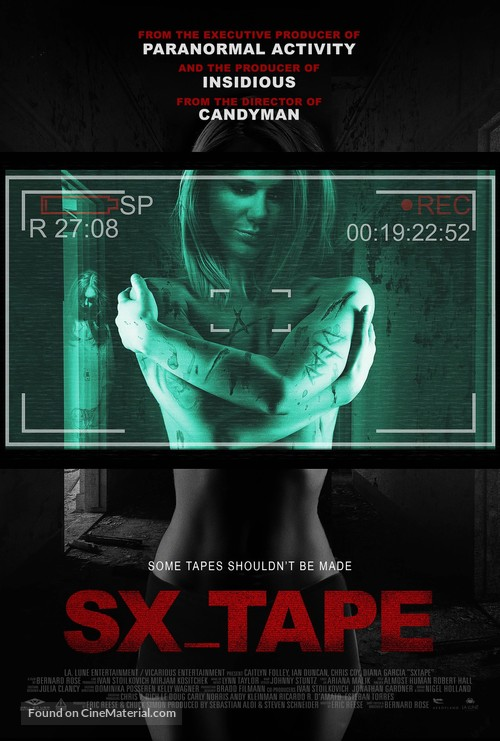 sxtape - Movie Poster