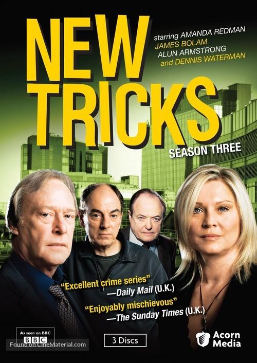 """""""New Tricks"""" - DVD movie cover"""