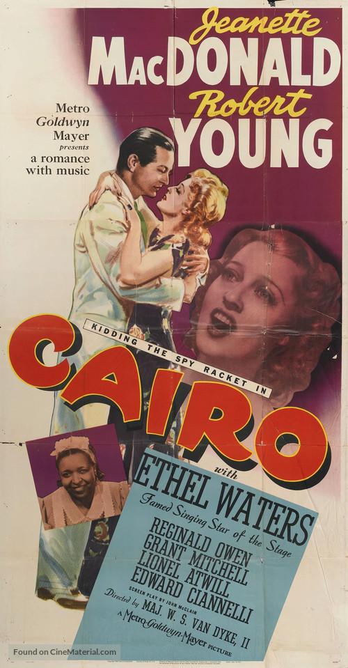 Cairo (1942) movie poster