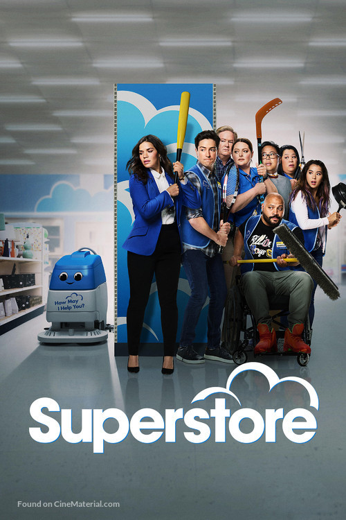 """""""Superstore"""" - Movie Cover"""