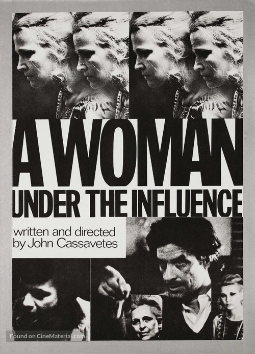 A Woman Under the Influence - Movie Poster