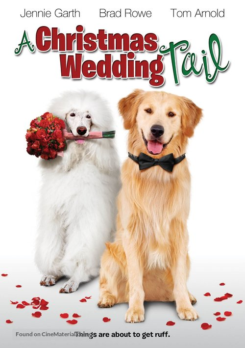 A Christmas Wedding Tail - Movie Cover