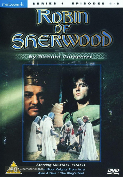 """Robin of Sherwood"" - British Movie Cover"