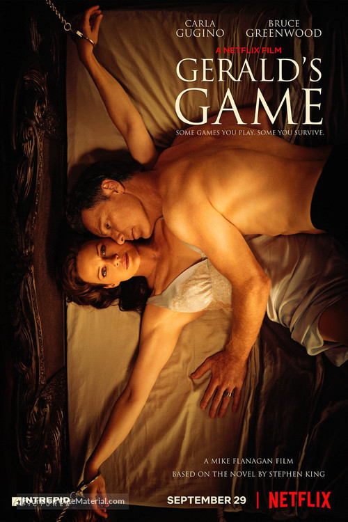 Gerald's Game - Movie Poster