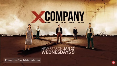 """X Company"" - Canadian Movie Poster"