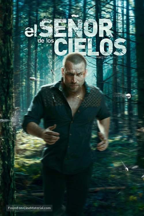 """""""El Señor de los Cielos"""" - Spanish Movie Cover"""