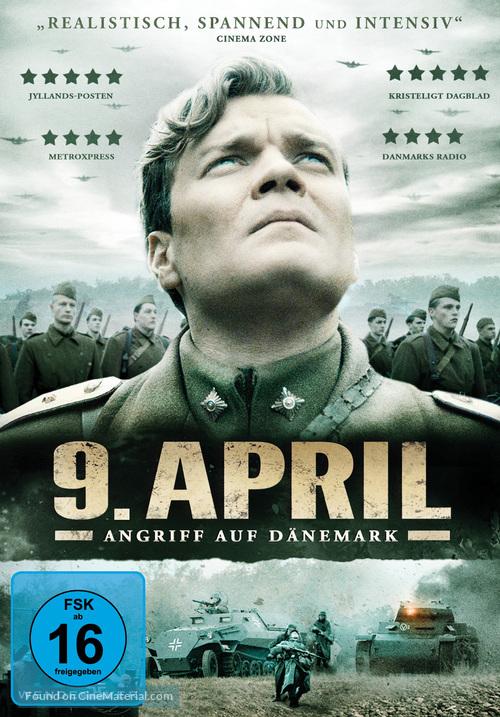 9. april - German Movie Cover
