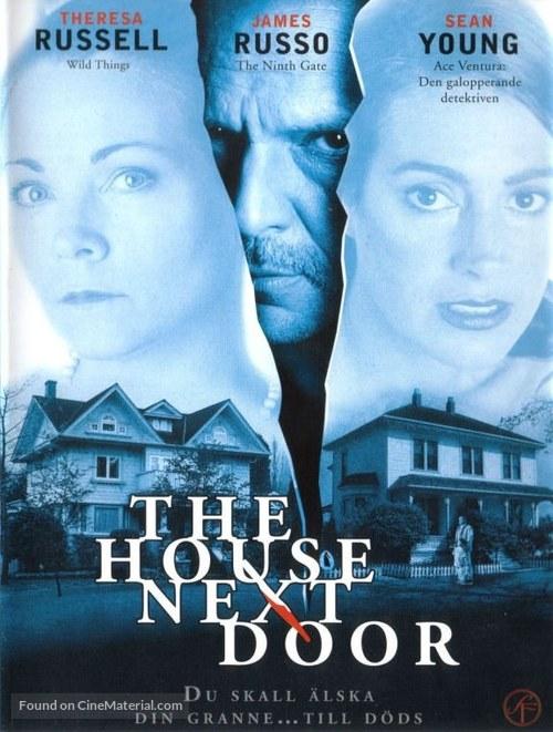The House Next Door - Swedish Movie Cover