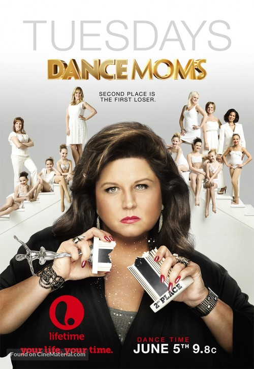 """Dance Moms"" - Movie Poster"
