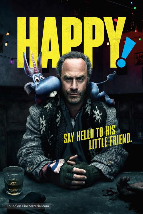 """""""Happy!"""" - Movie Cover"""
