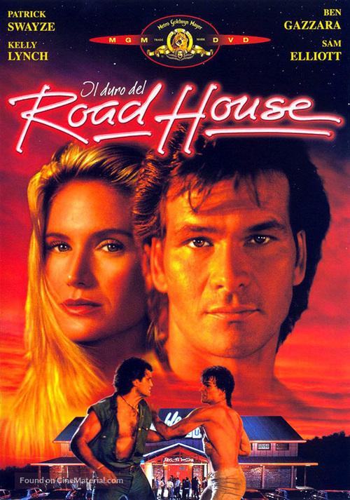 Road House - Italian DVD movie cover