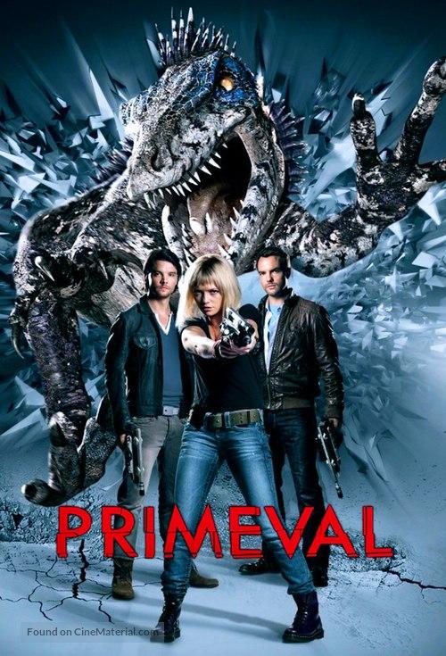 """Primeval"" - British Movie Cover"