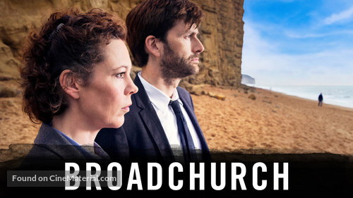 """Broadchurch"" - British Movie Poster"