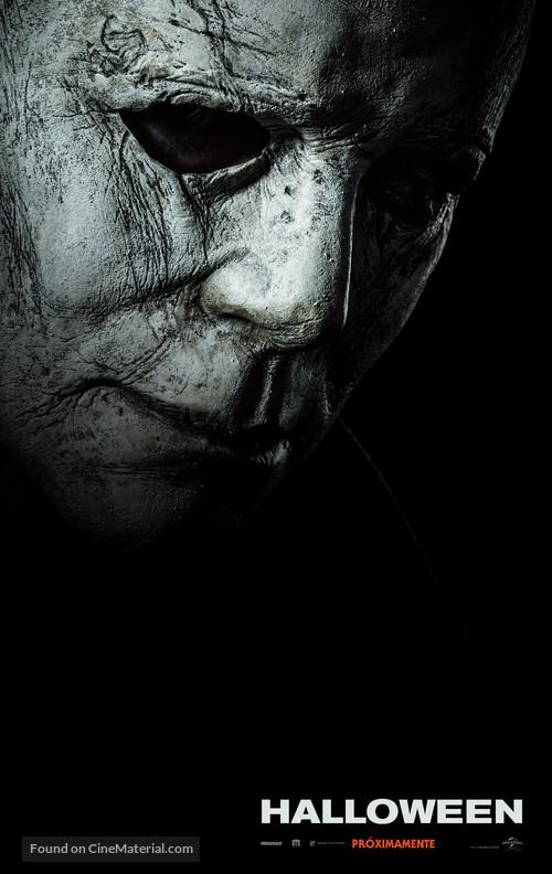 Halloween - Argentinian Movie Poster