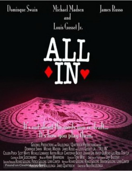 All In - Movie Poster