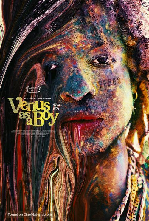 Venus as a Boy - Movie Poster