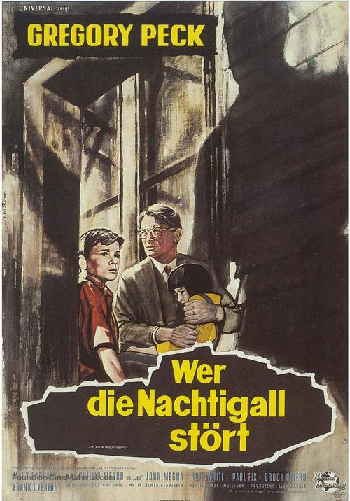 To kill a mockingbird movie poster project - animalcarecollege info